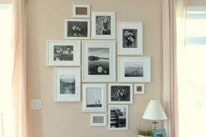 7 little tricks to transform your old wall