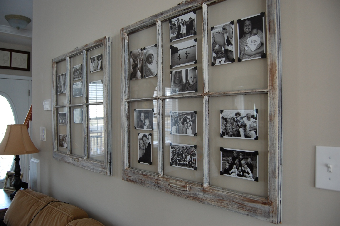 turn-old-window-into-photo-art-wall-gallery7