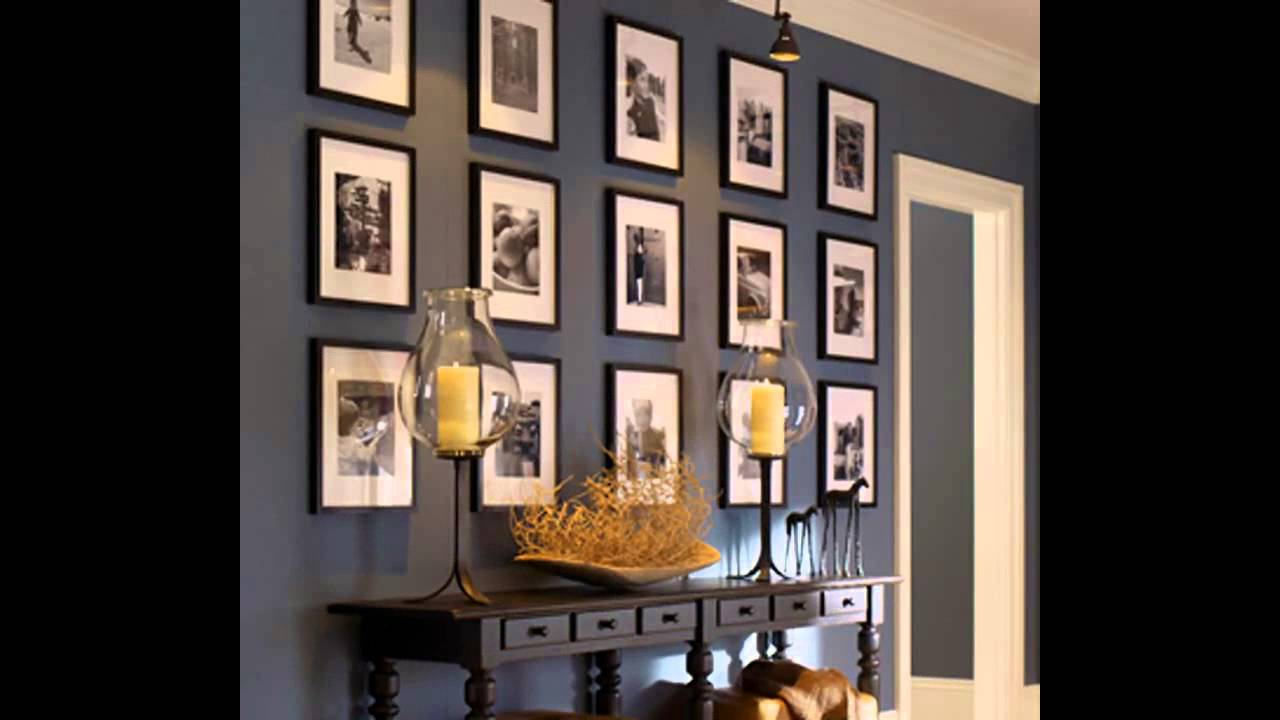 Picture Frame Wall Ideas - Inarace.net