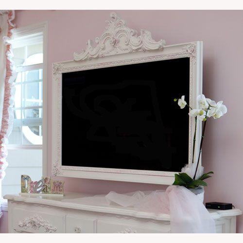 TV frame idea!
